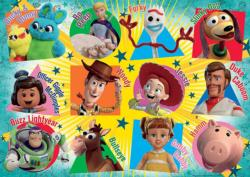 Toy Story 4 - Scratch and Dent Disney Children's Puzzles