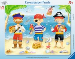 Pirates Voyage of Discovery Pirates Frame Puzzle