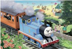 Beach Days Trains Children's Puzzles