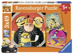 Minion Chaos (Despicable Me3) Movies / Books / TV Multi-Pack