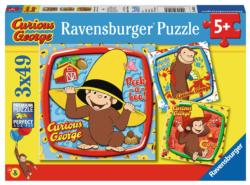 Curious George and Friends Movies / Books / TV Multi-Pack