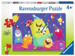 Giggly Goblins Cartoons Jigsaw Puzzle