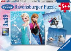 Frozen Winter Adventures Frozen Multi-Pack