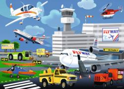 Fly Away Planes Jigsaw Puzzle