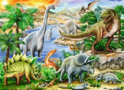 Prehistoric Life Lakes / Rivers / Streams Children's Puzzles