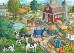Home on the Range Farm Children's Puzzles
