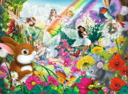 Magical Forest Faries Fairies Children's Puzzles