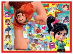 Wreck It Ralph 2 Disney Large Piece
