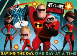 Incredibles 2 Movies / Books / TV Large Piece