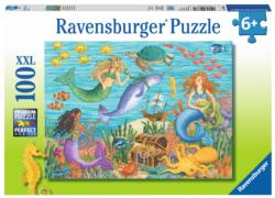 Narwhal's Friends Mermaids Children's Puzzles