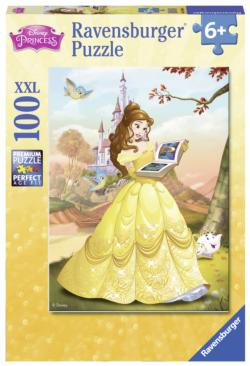 Belle Reads a Fairy Tale Princess Children's Puzzles