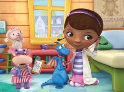 Doc Explains! (Doc McStuffins) Toys Children's Puzzles