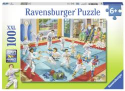 Martial Arts Class Sports Children's Puzzles