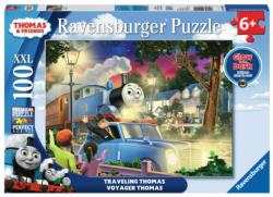 Travelling Thomas Cartoons Children's Puzzles