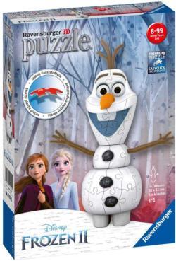 Frozen Frozen 3D Puzzle