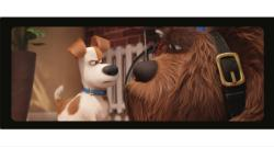 Secret Life of Pets 3D film Strip Movies / Books / TV Jigsaw Puzzle