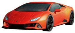 Lamborghini Huracan EVO Vehicles 3D Puzzle