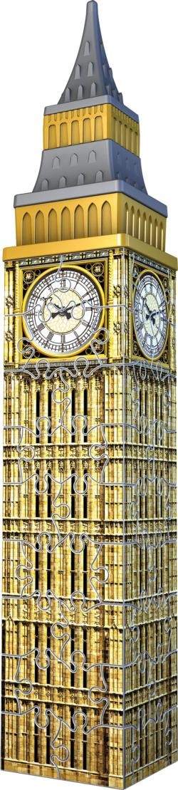 Mini Big Ben London Miniature Puzzle