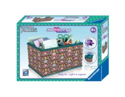 Storage Box (Mary Beth) Flowers Jigsaw Puzzle