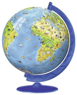 World Map Maps / Geography 3D Puzzle