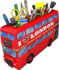 London Bus London 3D Puzzle