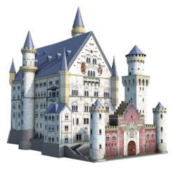 Schloss Neuschwanstein 3D Germany 3D Puzzle
