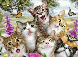 Friendly Felines Cats Children's Puzzles