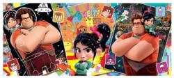 Wreck It Ralph 2 Disney Panoramic Puzzle