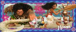 Moana's Adventure - Scratch and Dent Movies / Books / TV Children's Puzzles