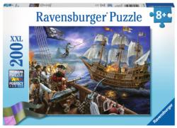 Blackbeard's Battle - Scratch and Dent Pirates Children's Puzzles