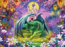 Castle Protector Flowers Children's Puzzles