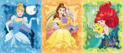Beautiful Disney Princesses Movies / Books / TV Children's Puzzles