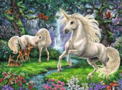 Mystical Unicorns Unicorns Children's Puzzles