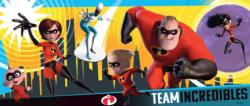 Incredibles 2 Movies / Books / TV Panoramic Puzzle