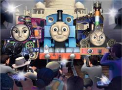 Say Cheese, Thomas! Trains Children's Puzzles