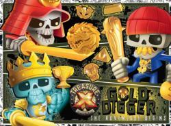 Treasure X Pirates Large Piece