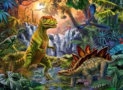 Prehistoric Oasis Dinosaurs Children's Puzzles