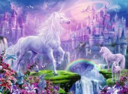 Unicorn Kingdom Unicorns Children's Puzzles