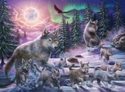 Northern Wolves Forest Children's Puzzles