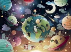 Planet Playground Space Children's Puzzles