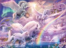 Pegasus Unicorns Unicorns Children's Puzzles