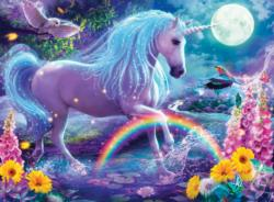 Glitter Unicorn Unicorns Children's Puzzles