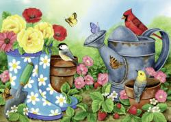 Garden Traditions Garden Children's Puzzles