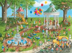 Pet Park Balloons Children's Puzzles
