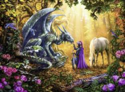 Forest Rendezvous Dragons Children's Puzzles