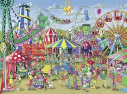 Fun at the Carnival Carnival Children's Puzzles