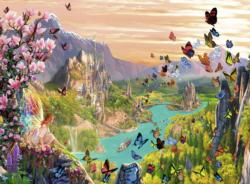 Fairy Valley Landscape Children's Puzzles