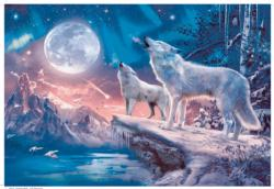 Twilight Howl Fantasy Children's Puzzles