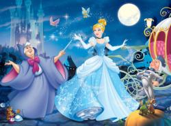 Adorable Cinderella Princess Children's Puzzles