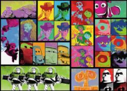 Pop Art Disney Jigsaw Puzzle